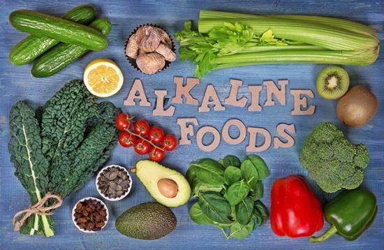 アルカリ性食品の画像
